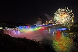 4th of july at niagara falls