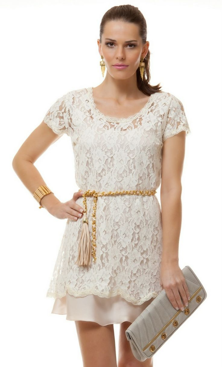 49 best vestido de noiva para casamento civil images on for Simple dress for civil wedding