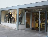 Burberry Factory Shop - used to be Hackney's 'well hidden secret' - but still worth a visit!