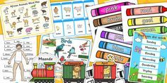 Free Afrikaans resources pack