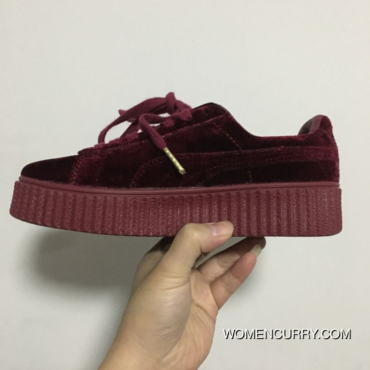 https://www.womencurry.com/puma-by-rihanna-suede-creepers-velvet-burgundy-women-men-best.html PUMA BY RIHANNA SUEDE CREEPERS VELVET BURGUNDY WOMEN MEN BEST Only $108.47 , Free Shipping!