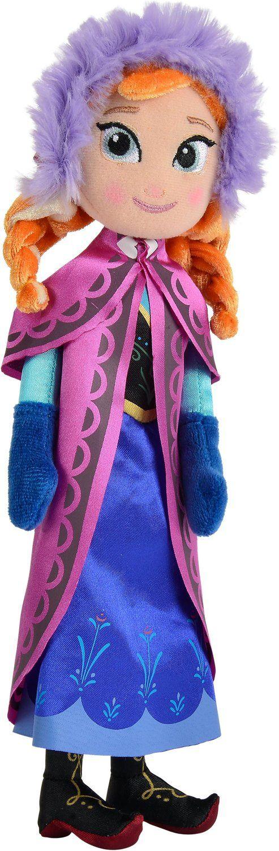 Simba Disney Frozen - Anna 25 cm (3187) Bambola di pezza: confronta i prezzi e compara le offerte su idealo.it