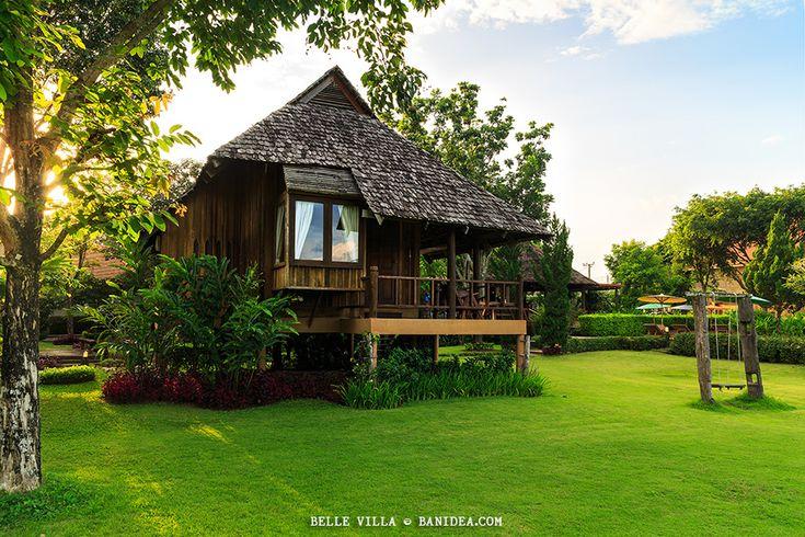 รีวิว Belle Villa Resort ปาย
