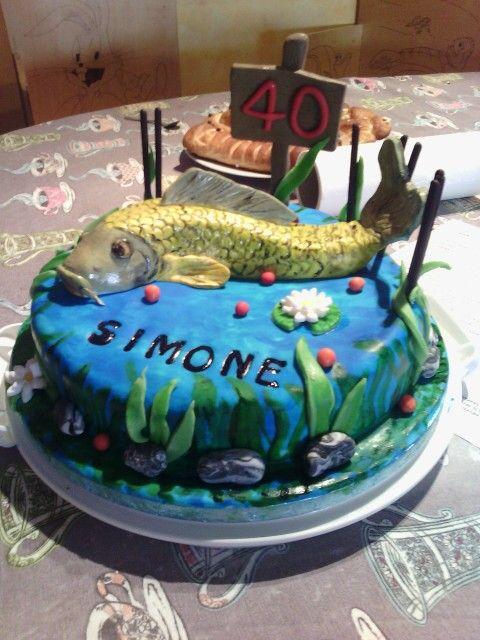 Cake Decorating Classes Grapevine Tx : Pi? di 25 fantastiche idee su Torta Pescatore su Pinterest Torte con tema di pesca, Torte di ...