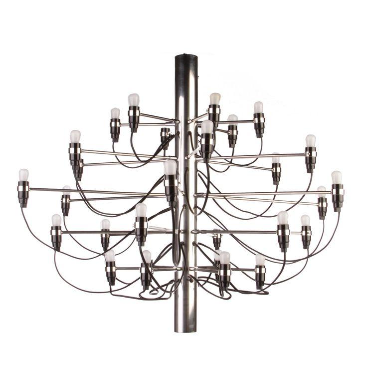Replica Gino Sarfatti Lamp 30 by Gino Sarfatti - Matt Blatt