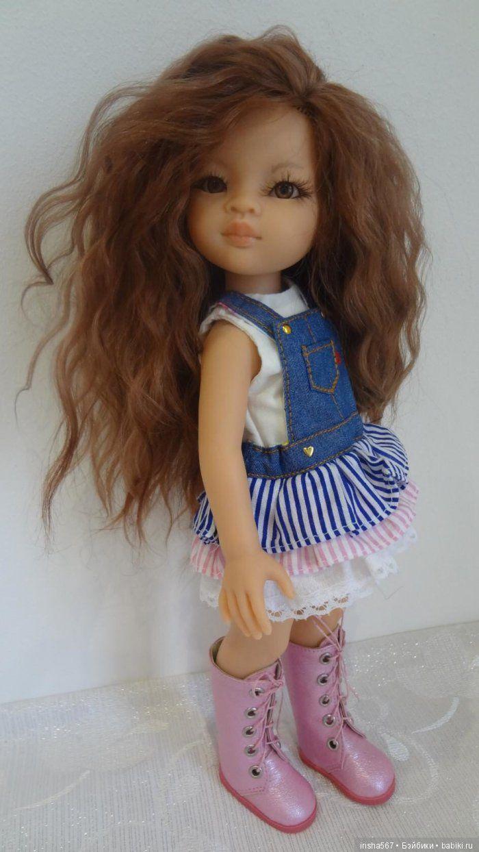 Опять Лиу / Paola Reina, Antonio Juan и другие испанские куклы / Бэйбики. Куклы фото. Одежда для кукол
