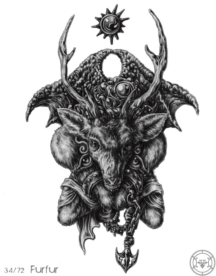 73 best 72 Demons of the Name images on Pinterest | Demons, King ...