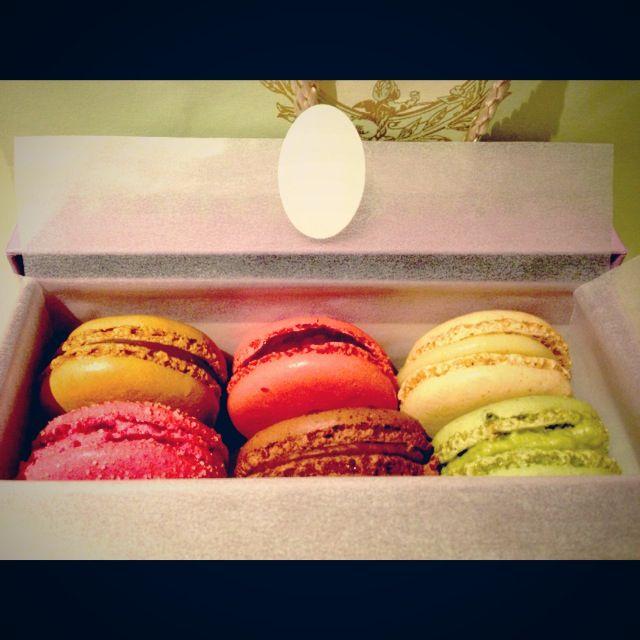 Colourful Macaron