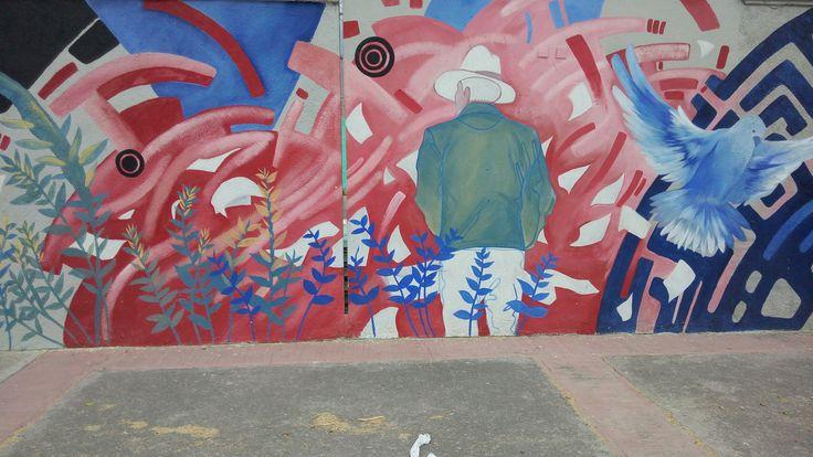 Graffiti a Octavio Paz