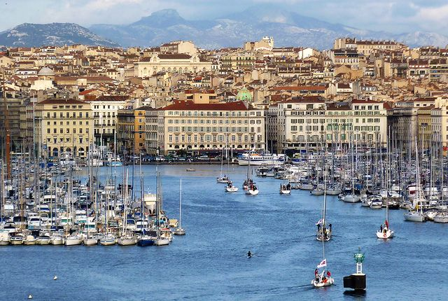 Vieux Port Marseille, France Marseille began its life as a trading port founded by the ancient Greeks, and the city's heart remains at the waterfront. Here, you can witness the city's vibrant Mediterranean soul: Restaurants,.