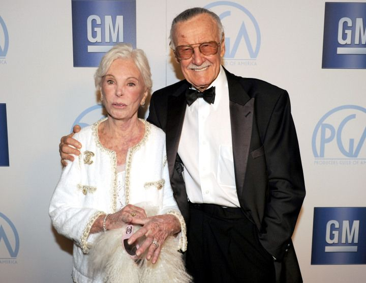 Joan Lee, Wife of Comics Legend Stan Lee, Dies at 93 #Entertainment_ #iNewsPhoto