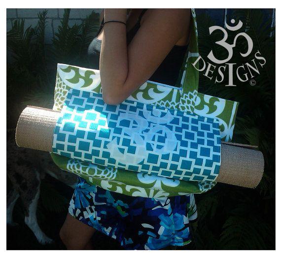 Knitting Pattern Yoga Mat Tote : 17 Best ideas about Yoga Bag Pattern on Pinterest Yoga ...