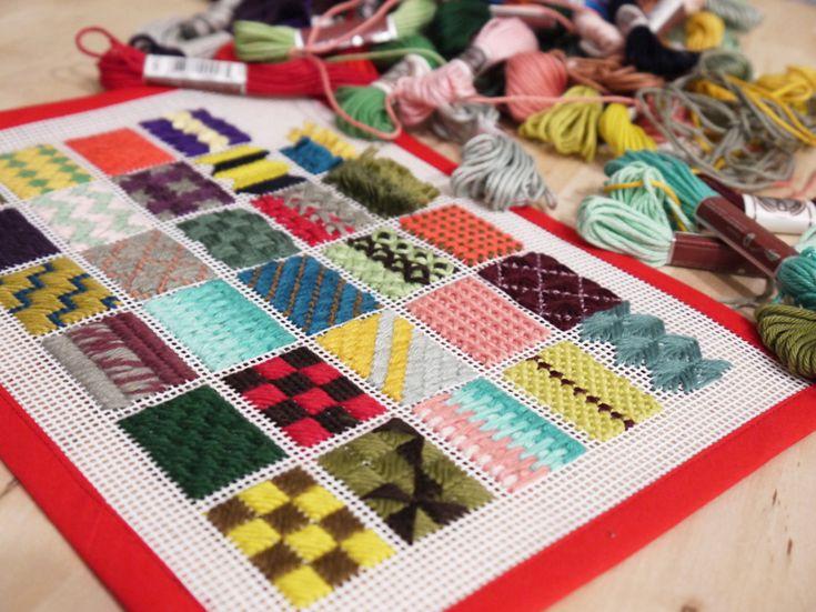 domingo de invierno: curso de tapicería