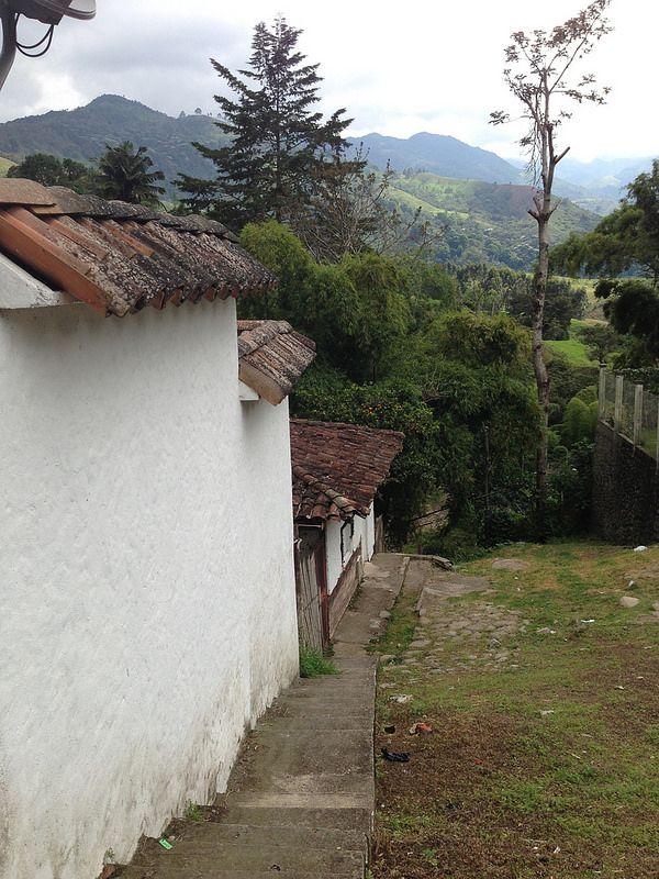 Zona Cafetera, Village of Salento, Colombia