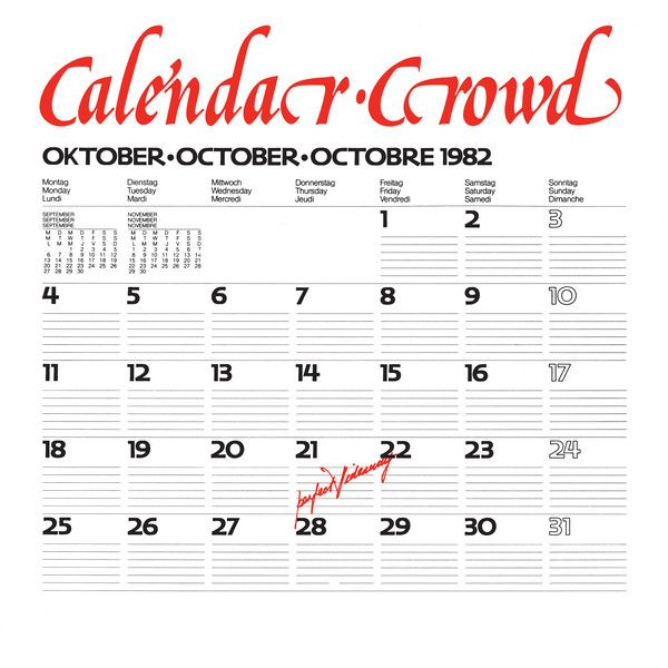 Calendar Crowd Perfect Hideaway Vinyl 12 45 Rpm Reissue Remastered Discogs Manden