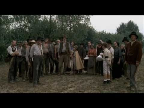 """NOVECENTO 1900, """"LUCHA DE CLASES"""".   Una película donde actúe mi actor favorito.  Aquí estuvo difícil elegir porque tengo mucho favoritos pero por supuesto que en cuanto la recordé dije: """"Definitivamente ésta"""".  """"Novecento"""" de Bertolucci (1976). Excelente guión, excelente soundtrack (Morricone), excelente dirección, excelente historia y excelentes actuaciones de dos de mis actores favoritos: Gerard Depardieu y Robert de Niro"""