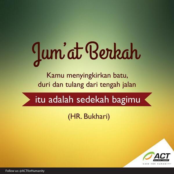#Jum'at #Berkah