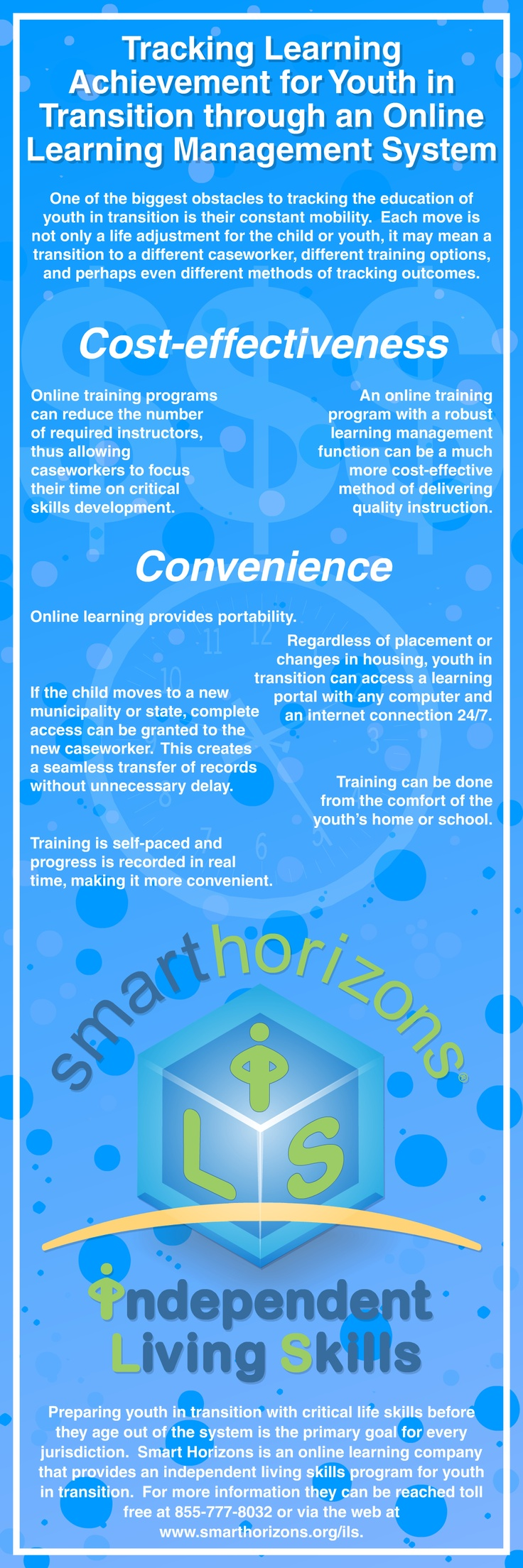Tracking learning achievement of adults and youth in transition using an online learning management system.