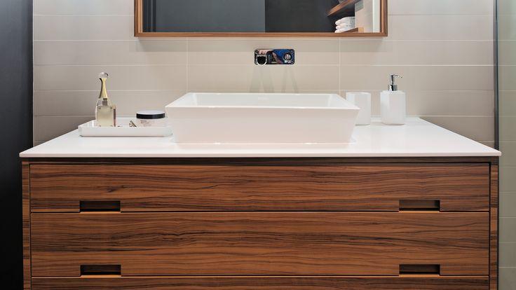 Salle de bains Moderne - K intérieurs
