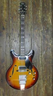 Yamaha Semi Acoustic Gitarre SA 50 in Rheinland-Pfalz - Bad Kreuznach | Musikinstrumente und Zubehör gebraucht kaufen | eBay Kleinanzeigen