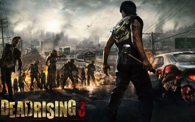 Dead Rising 3 game 1920×1080