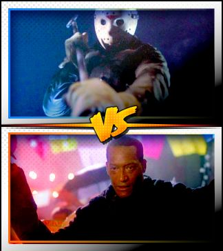JASON VOORHEES versus CANDYMAN ■ http://terror.ca/movies/franchise/rank?f=258&f2=287