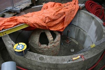 Archeologiedagen ook in Rijswijk. Opgegraven Waterput