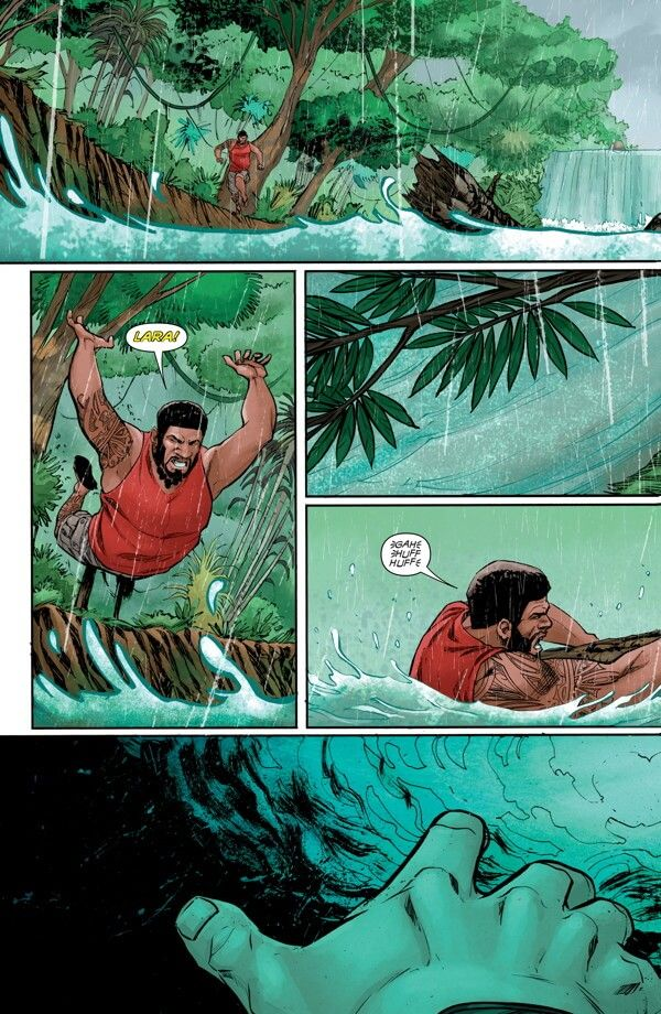 Preview: Tomb Raider II #4, Tomb Raider II #4  Story: Mariko Tamaki Art: Phillip Sevy Cover: Agustin Alessio Publisher: Dark Horse Publication Date: May 18th, 2016  Price...,  #AgustinAlessio #All-Comic #All-ComicPreviews #Comics #DarkHorse #MarikoTamaki #PhillipSevy #previews #TombRaiderII