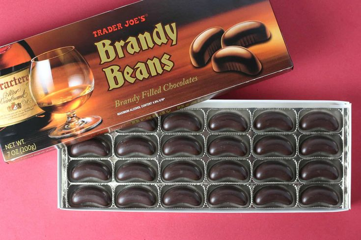 Trader Joe's Brandy Beans in 2020 Trader joes, Trader