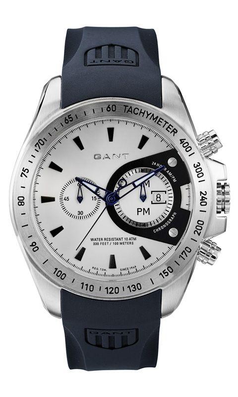 Ανδρικό Ρολόι Gant με 30% έκπτωση και τελική τιμή 153 €.
