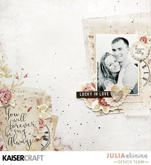 Kaisercraft - PS I Love You - Julia Akinina