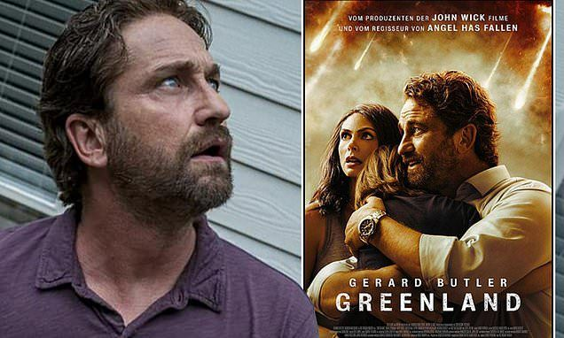 Greenland Starring Gerard Butler Will Skip A Theatrical Release In 2020 Gerard Butler Butler Gerard