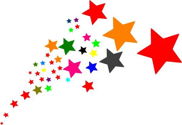 Stars Clip Art at Clker.com - vector clip art online, royalty free ...