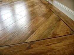 Karndean Flooring for customers in Wingate, Co.Durham.