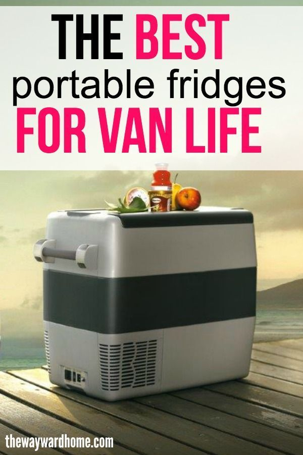 A Portable Fridge Is A Big Investment For Van Life Which Is Why It S A Good Idea To Thoroughly Research You Portable Fridge Van Life Camper Van Conversion Diy