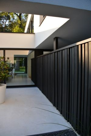 gevelbekleding in hout  woodface® ontwerp Christophe Baetens