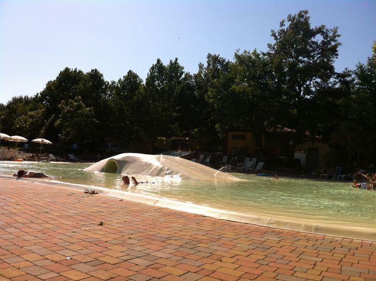I Pini Family Park nel Fiano Romano, RO