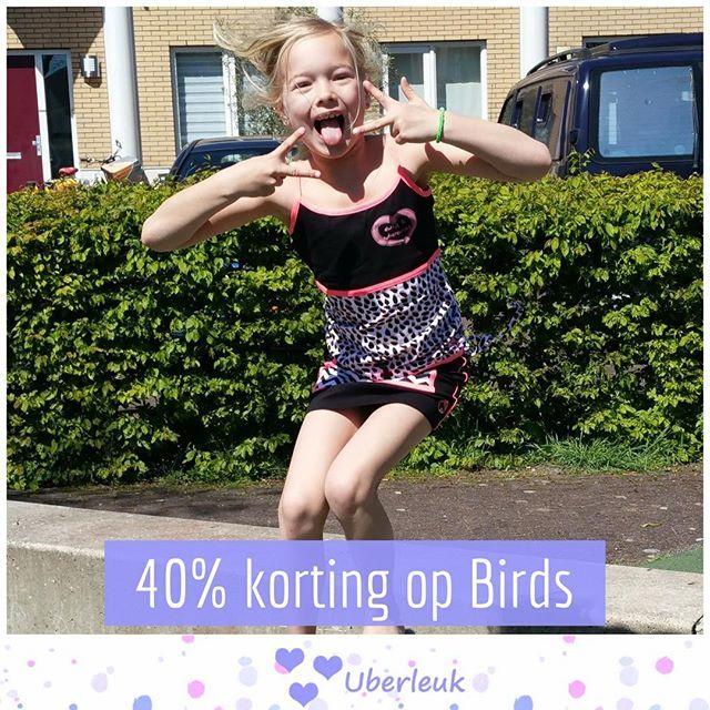 Kinderkleding 40 Korting.De Uberleuke Collectie Van Birds Is Nu Te Shoppen Met Wel 40