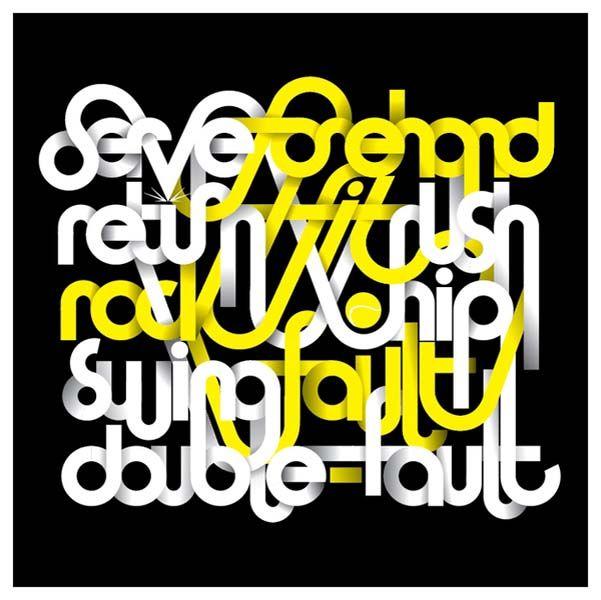 Amazing Typography Artworks by Jordan Metcalf