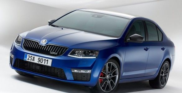 Skoda Octavia Backgrounds HD 2014
