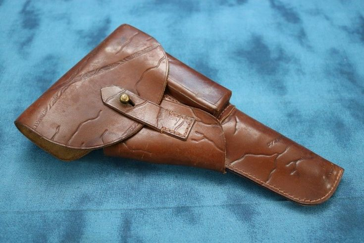 Walther PP Sport Tan Holster Nice & Hard To Find
