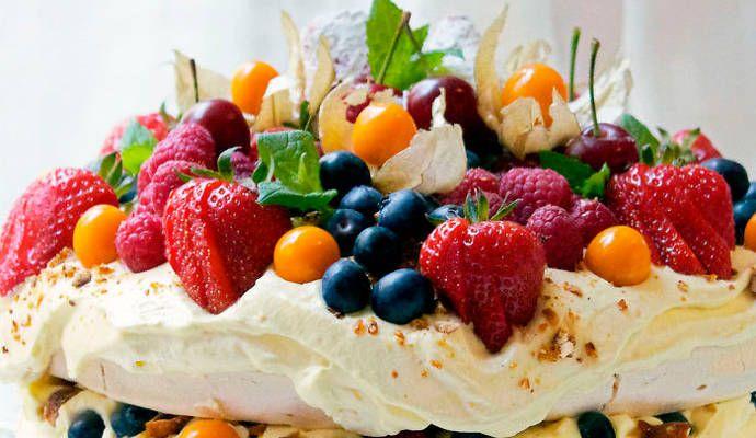 Вкуснейшие летние десерты