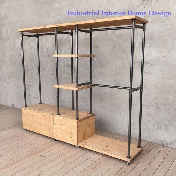 20 Diy Industrial Design Ideas Homedecor In 2020 With Images