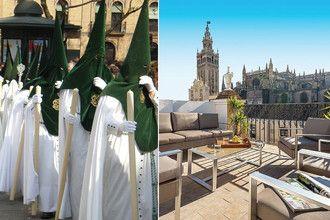 10 escapadas de Semana Santa. La Madrugá en Sevilla