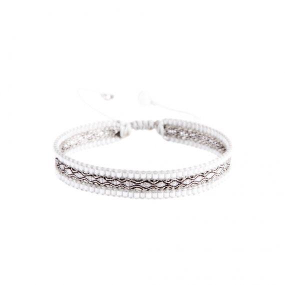 Mishky Canal Bracelet - Silver