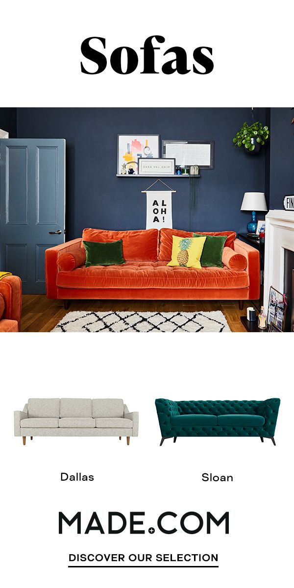 Sofa Buying Is An Important Adulting Activity Made Easier With