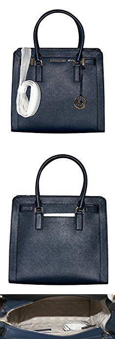 Michael Kors Navy Purse. Michael Kors Dillon Shoulder Bag (Navy).  #michael #kors #navy #purse #michaelkors #korsnavy #navypurse