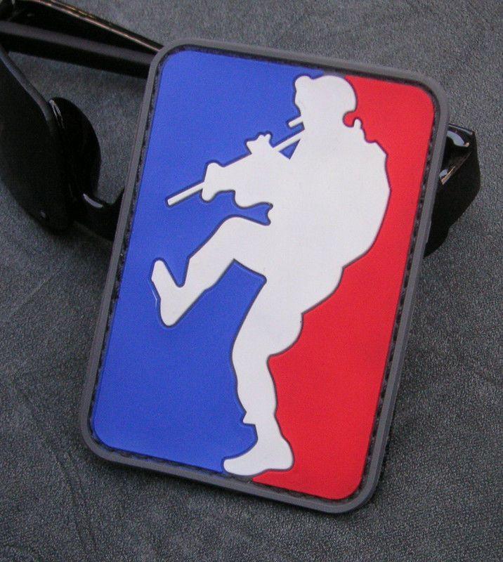 MLD Tactical Major Lauge Door Kicker Velcro Patch