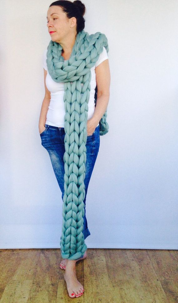 Scarves To Knit Or Crochet