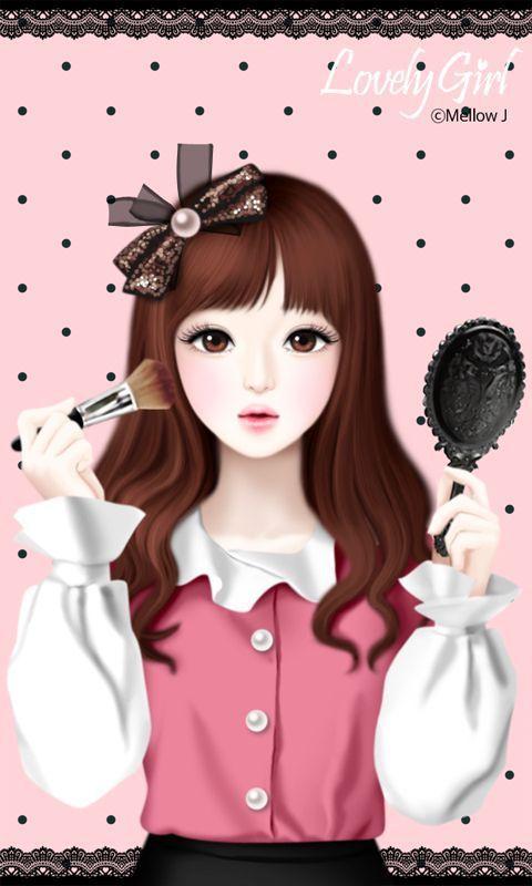 272 best images about anime korea on pinterest yoona - Girly girl anime ...